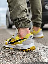 Кросівки чоловічі 16722, Nike Air Zoom, жовті, [ 42 43 ] р. 42-26,0 див., фото 2