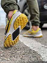 Кросівки чоловічі 16722, Nike Air Zoom, жовті, [ 42 43 ] р. 42-26,0 див., фото 3