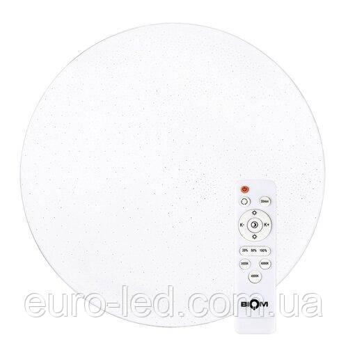 Світильник світлодіодний Biom SMART SML-R04-170 3000-6000K 170Вт з д/у