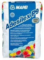 Mapei Adesilex P9 Цементный клей с улучшенными характеристиками.