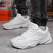 Кросівки чоловічі 18201, Nike M2K Tekno, білі, [ 44 ] р. 44-28,5 див., фото 3