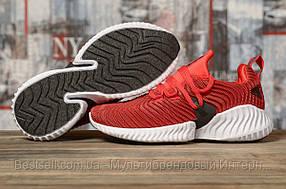Кроссовки женские 16771, Adidas AlphaBounce Instinct, красные, [ 38 ] р. 38-23,7см.