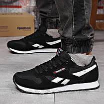 Кросівки чоловічі 18213, Reebok Classic, чорні, [ 43 44 45 ] р. 43-27,7 див., фото 2