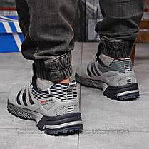 Кросівки чоловічі 18221, Adidas Marathon Tr 26, сірі, [ 44 46 ] р. 43-28,0 див., фото 3