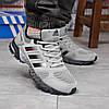 Кроссовки мужские 18221, Adidas Marathon Tr 26, серые, [ 44 46 ] р. 43-28,0см., фото 4