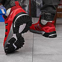Кроссовки мужские 18222, Adidas Marathon Tr 26, красные, [ 44 ] р. 43-28,0см., фото 3