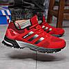Кроссовки мужские 18222, Adidas Marathon Tr 26, красные, [ 44 ] р. 43-28,0см., фото 2
