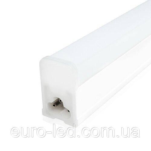 Світильник світлодіодний Biom T5 Y-600-9W-PL 6200K AC220 пластик