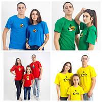 футболки мужские женские дизай...