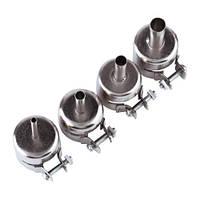 Набор насадок на фен к компрессорной паяльной станции (4шт.)