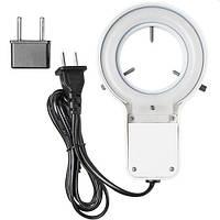 Подсветка для микроскопа Kaisi LED 50 с регулировкой яркости, универсальный крепеж