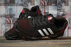 Кроссовки женские 16912, Adidas Marathon Tn, черные, [ 36 38 39 ] р. 36-22,7см., фото 3