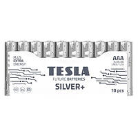 Батарейка Tesla Silver AAA LR03 1.5V alkaline 1 штука