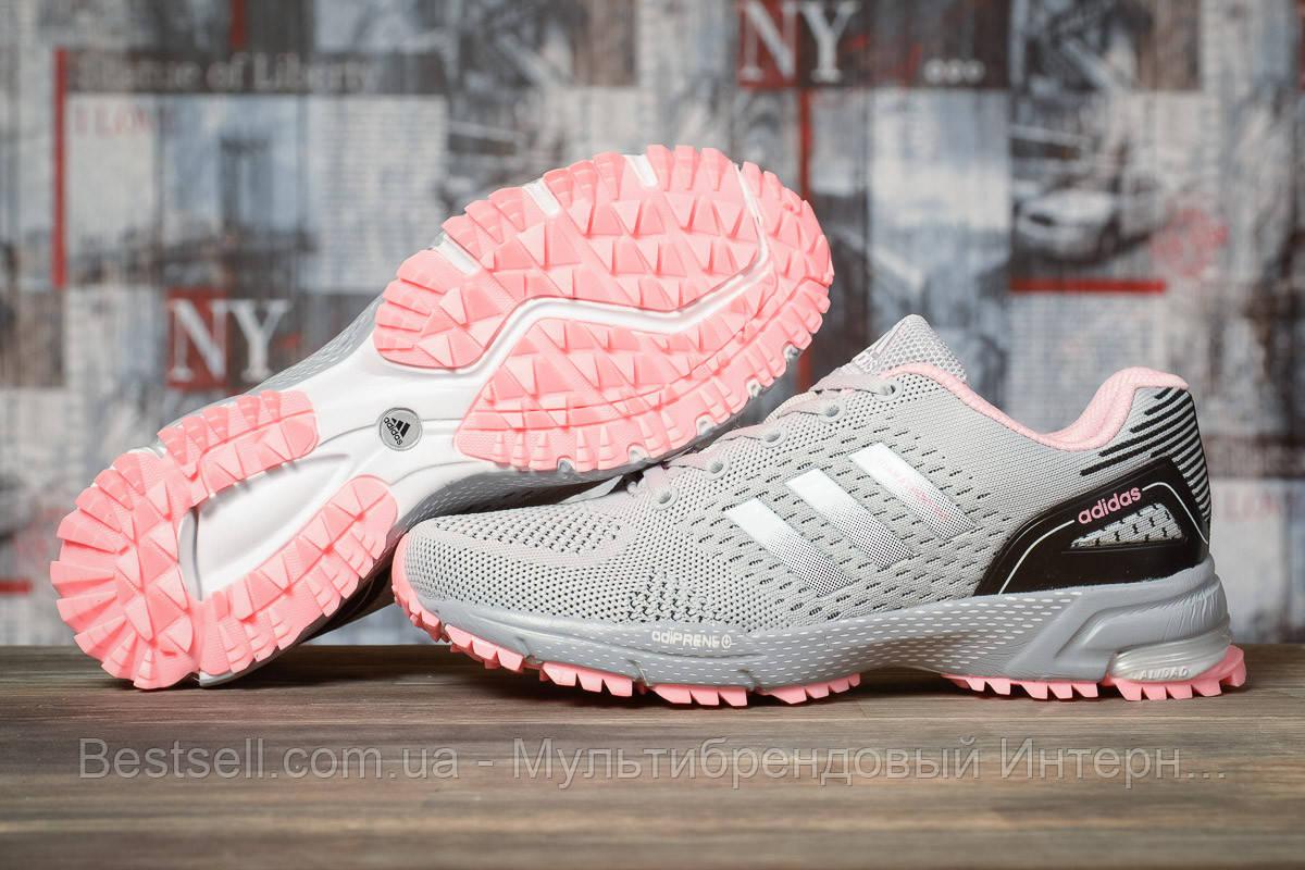 Кросівки жіночі 16914, Adidas Marathon Tn, сірі, [ 36 38 ] р. 36-22,7 див.