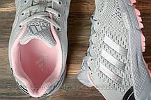 Кросівки жіночі 16914, Adidas Marathon Tn, сірі, [ 36 38 ] р. 36-22,7 див., фото 3