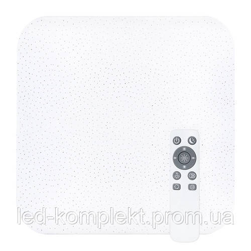 Светильник светодиодный Biom SMART SML-S01-90/2 3000-6000K 90Вт с д/у