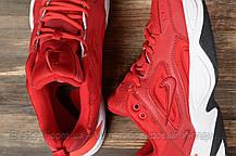 Кросівки чоловічі 16952, Nike Air, червоні, [ 41 42 43 ] р. 41-26,0 див., фото 3