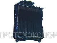 Радиатор водяной  МТЗ-80 медь-латунь (Турция)