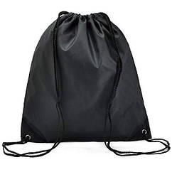 Cпортивная сумка Grand для одежды и обуви Черная сумка-002, КОД: 212776
