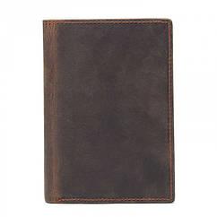 Мужской держатель для паспорта GMD Коричневый R-8436R, КОД: 1086299