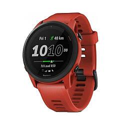 Спортивные часы GARMIN Forerunner 745 Magma Red
