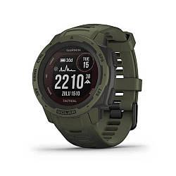 Спортивные часы GARMIN Instinct Solar Tactical Moss