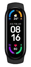 Фитнес-браслет Xiaomi Mi Smart Band 6 Черный (BHR4951GL), фото 2