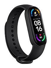 Фитнес-браслет Xiaomi Mi Smart Band 6 Черный (BHR4951GL), фото 3