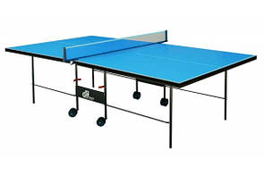 Теннисный стол уличный всепогодный для пинг-понга для улицы Gsi-sport Атлетик Аутдор Athletic Outdoor Alu Line