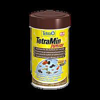 Корм для аквариумных рыб Tetra MIN Junior 100 мл корм для мальков