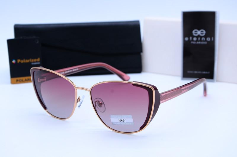 Женские фирменные солнцезащитные очки Eternal Cat Eyes