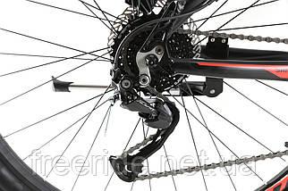 Найнер велосипед Crosser Pionner 29 (17,5/19) гідравліка Shimano Altus, фото 2