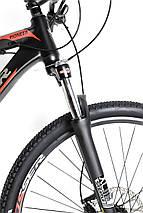Найнер велосипед Crosser Pionner 29 (17,5/19) гідравліка Shimano Altus, фото 3