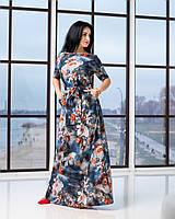 """Молодежное платье """"307"""" Размеры 44-46."""