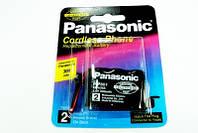Panasonic аккумулятор никель кадмиевый, модель Р301, 3.6V 300mAh