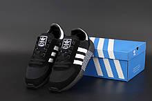 Чоловічі кросівки Adidas Marathon 32028 чорні