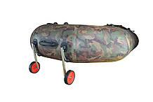 Колеса для гребной надувной лодки Гребнушка-MINI 140