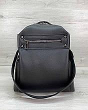 Сумка рюкзак «Dacio» черный