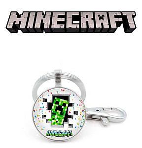 "Брелок Майнкрафт ""Cubic"" / Minecraft"
