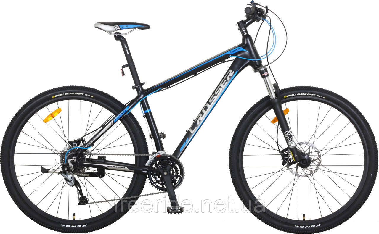 Найнер велосипед Crosser Pionner 29 (17,5/19) гідравліка Shimano Altus