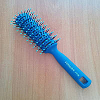 Расческа-щетка для волос тоннельная односторонняя TONI&GUY