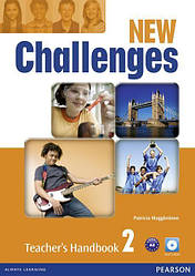 Challenges NEW 2 Teachers Book+Multi-Rom