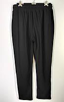 Жіночі батальні брюки бамбук Мега еластичні весна – літо  2Xl, 3 Xl,  4 XL, фото 2
