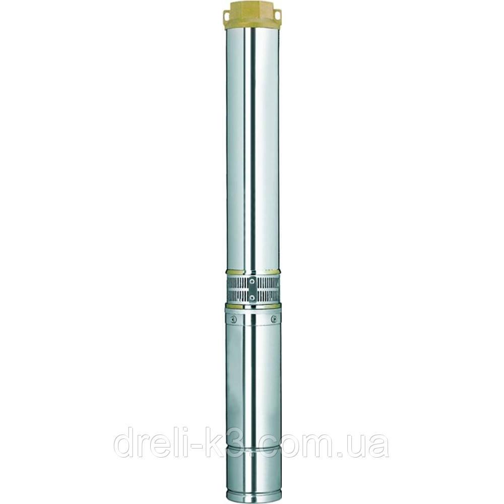 Відцентровий Насос свердловинний 0.75 кВт H 113(92)м Q 55(30)л/хв Ø102мм (кабель 60м) AQUATICA (DONGYIN)