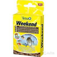 Корм для аквариумных рыб Tetra MIN WEEKEND ST блоки 20шт палочки на время отпуска для всех декоративных рыб
