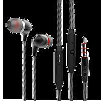 Вакуумні навушники-гарнітура Inavi D11 Black