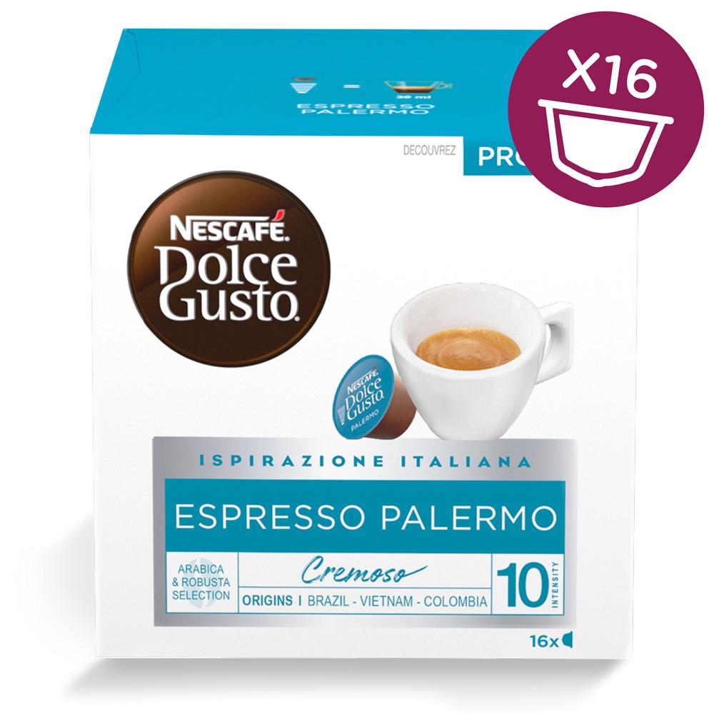 Dolce Gusto Espresso Palermo - Кава в капсулах Дольче Густо (16 порцій)