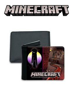 """Кошелек Майнкрафт """"Maze"""" / Minecraft"""
