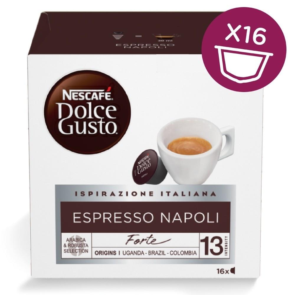 Dolce Gusto Ristretto Napoly - Кофе в капсулах Дольче Густо (16 порций)