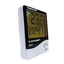 Цифровой термометр-гигрометр HTC-1